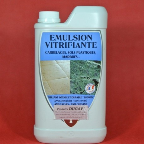Emulsion vitrifiante Orka carrelages