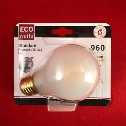 Ampoule LED standard 8 Watt mate