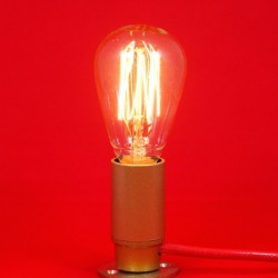 Ampoule décorative E14 mini edison