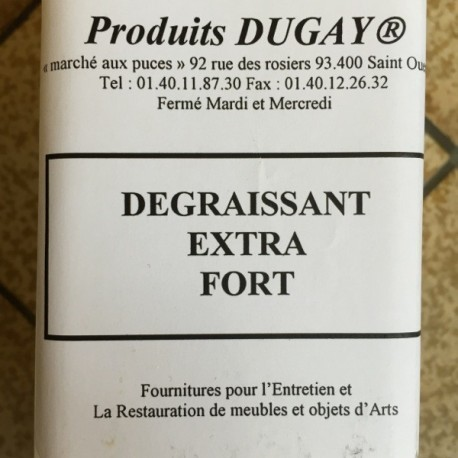 Degraissant extra fort Dugay1